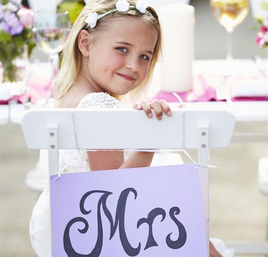 Von einer Hochzeit mit Kinderbetreuung und dem schönsten Kompliment der Welt